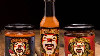 Ghost Scream Hot Sauce Will Turn Your Xmas Dinner Into A Howling Good Time