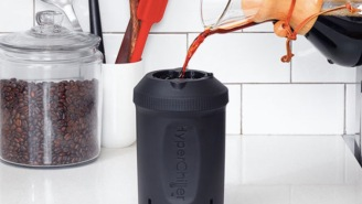 Make Iced Coffee At Home In Under 60 Seconds With The Hyperchiller Coffee Chiller