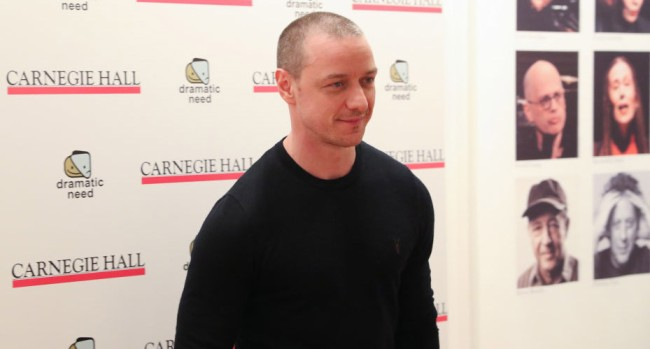 james mcavoy body transformation workout