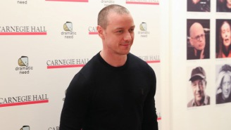 'X-Men' Star James McAvoy Is Totally Jacked Now And The Internet Doesn't Quite Know How To Deal