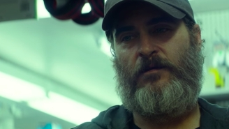 Joaquin Phoenix Channels His Inner John Wick In The Trailer For 'You Were Never Really Here'