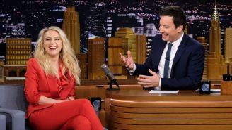 Kate McKinnon Did An A+ Impression Of Gal Gadot, May Or May Not Have Admitted To Eating Garbage