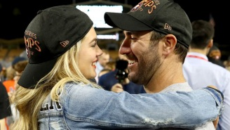 Kate Upton And Justin Verlander's Wedding Photos Are Here And It Looked Like Quite The Festive Affair