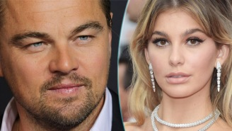 Leonardo DiCaprio Made Another New Friend, 20-Year-Old Argentinian Model/Actress Camila Morrone