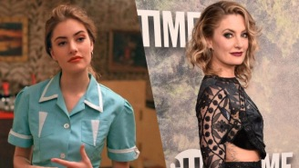 26 Years After Killing It On 'Twin Peaks' Mädchen Amick Is Doing It Again On 'Riverdale'