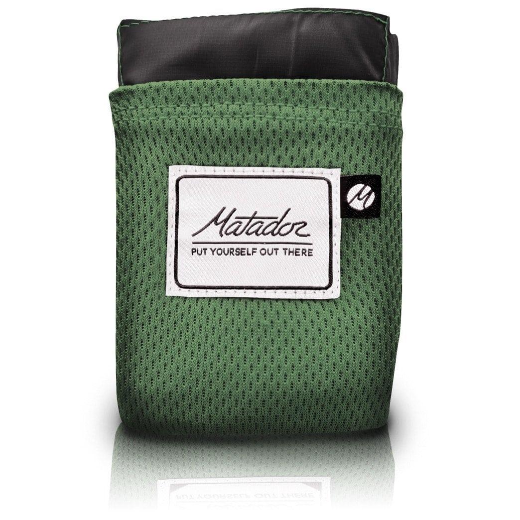 matador blanket green