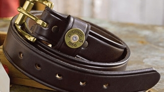 5 Men's Belt Styles To Stand Out When You Stand Up