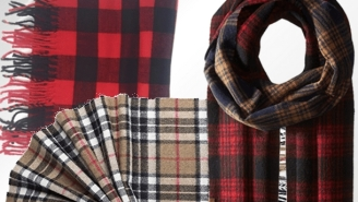 7 Men's Scarves To Step Up Your Scarf Game In Winter 2018