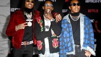 A Migos Rapper Just Bought A $70,000 Ric Flair-Inspired Chain And It's A Thing Of Beauty