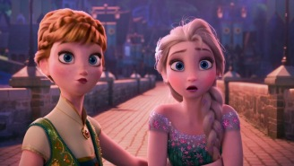This New 'Frozen' Drinking Game May Be The Only Way For Some Adults To Survive The Holidays