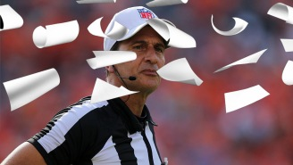 In Least Shocking News Ever, NFL Tells Officials To No Longer Use Paper To Determine First Downs