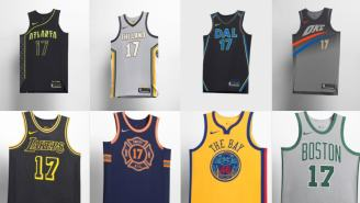 Nike Unveils New NBA 'City' Edition Jerseys That Celebrate Each Team's History And Community
