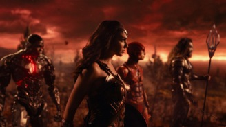 'Justice League' Is Officially The Lowest-Grossing DC Extended Universe Movie