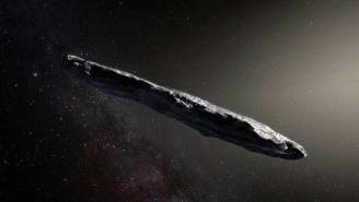 Harvard Researchers Say There's A Possible Alien Spacecraft Out There And Now's A Good Time To Freak Out