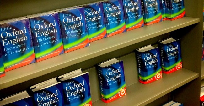 Oxford Dictionary Word Year 2017 Youthquake