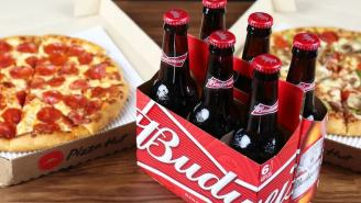 Pizza Hut Is Expanding Beer Delivery To Los Angeles And Beyond