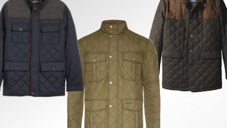 Stay Warm And Looking Dapper As Hell All Winter With These Quilted Jackets