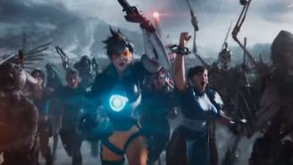 Trailer For Steven Spielberg's 'Ready Player One' Looks Incredible With Nods To 'LOTR' And 'BTTF'