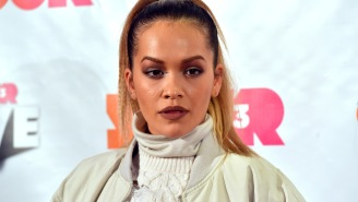 Rita Ora Cozying Up To Taken Man Conor McGregor Didn't Go Over Well On The Interwebs