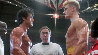 Sylvester Stallone And Dolph Lundgren Have Gotten Absolutely Jacked For 'Creed 2'