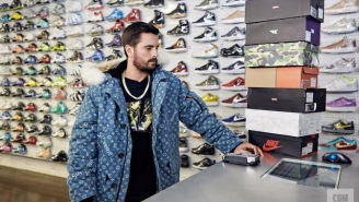 Scott Disick Dropped Over $15,000 Sneaker Shopping, Check Out All The Kicks And Gear He Copped