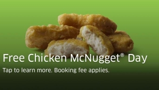 HEY YOU GUYS: McDonald's Is Giving Away Free Chicken McNuggets Right Now; Here's How To Get Them