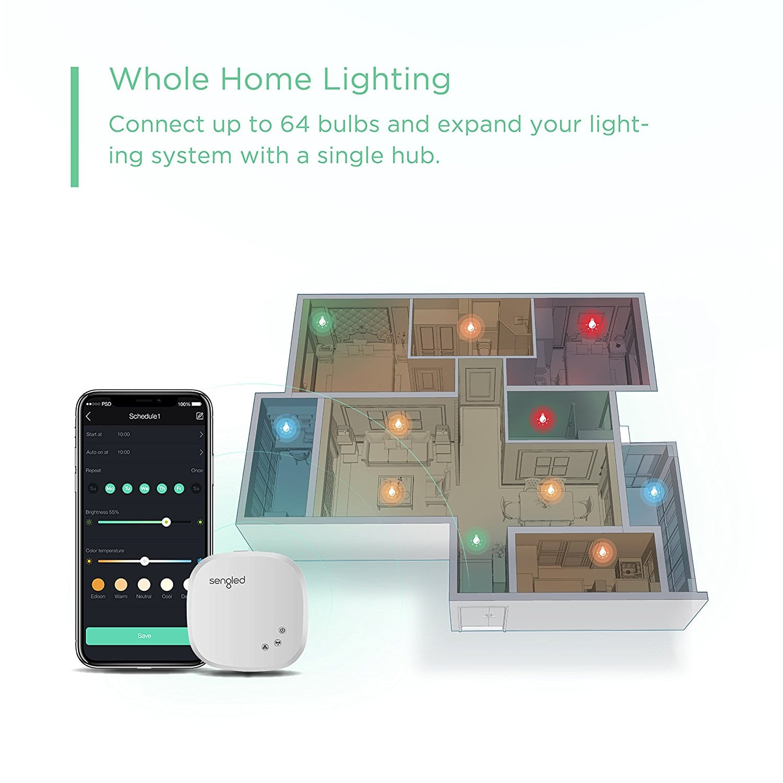sengled smart home led kit