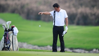 TV Viewers Will No Longer Be Able To Narc On Professional Golfers For Breaking The Rules