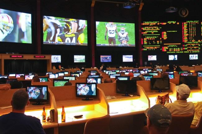 Las vegas nightmare sports betting decimal point betting calculator american