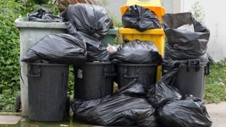 Jaguars Fans Are Sending Jadeveon Clowney Garbage Cans For Calling Blake Bortles 'Trash'
