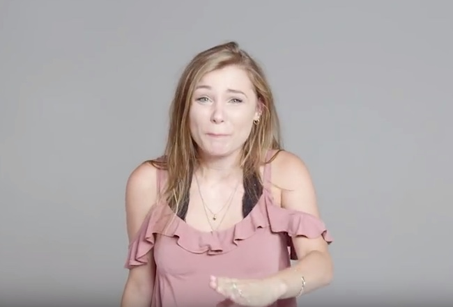 Sign Language Cursing