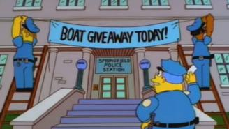 Police Use Gag From 'The Simpsons' To Trick Criminals Into Getting Arrested