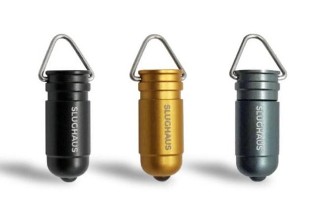 Slughaus Bullet 2 world's smallest flashlight