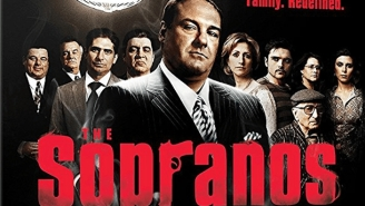 Get The Sopranos Series On Blu-ray For $49 Because You Gotta Watch TV To Figure Out The World