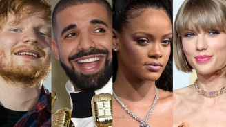 Spotify's Year In Music Reveals 2017's Most Streamed Artists, Songs, Albums And More