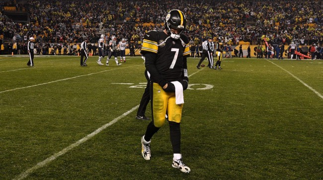 Steelers Fans Attack Twitter Ben Roethlisberger