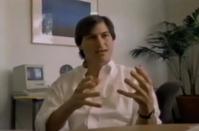 Steve Jobs Unearthed Footage