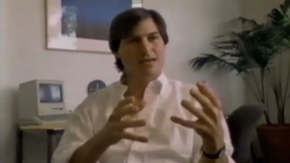 Unearthed Footage Shows The One Thing Steve Jobs Looked For In Every New Hire At Apple