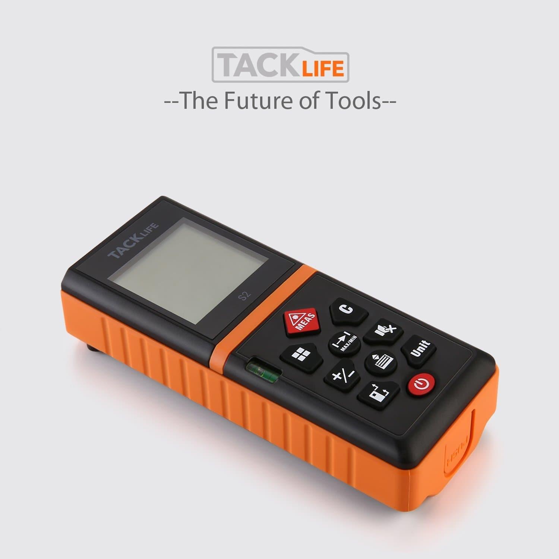 tacklife digital laser tape measure