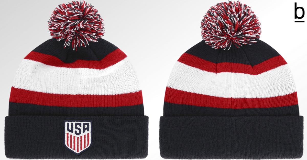 team usa winter hat