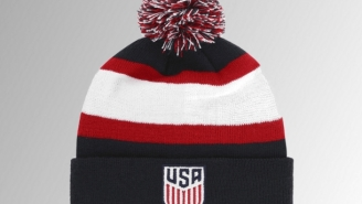 Get A Team USA Winter Hat And Help America Bring Home The 'ship
