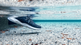 Vessi Shoes Are The World's First 100% Waterproof Knit Sneakers And They Look Awesome