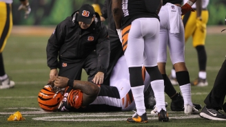 The Sports World Reacts To The Violent Mess That Was The Steelers/Bengals MNF Game