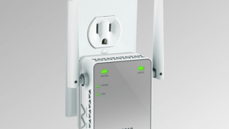 This Wi-Fi Range Extender Basically Puts Your Internet On Steroids