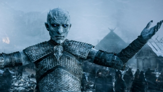 There's A 'Game Of Thrones' Ice Hotel In Finland With White Walkers, Faceless Men, And More