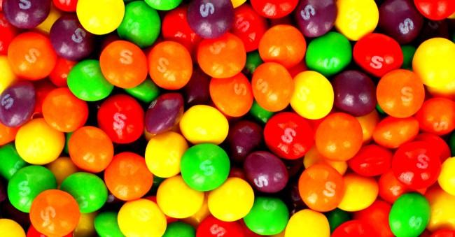 All Skittles Taste The Same Flavor