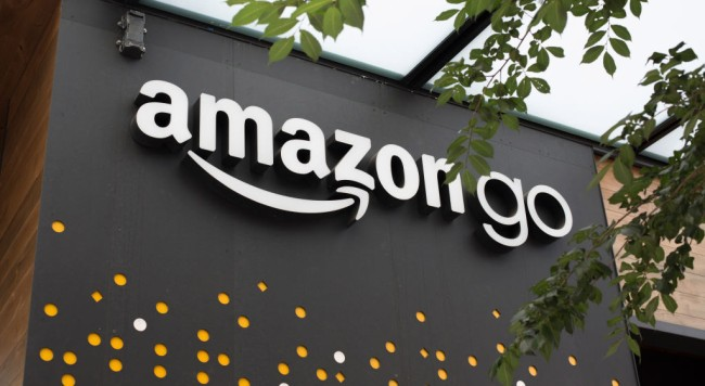 Amazon Go Store Shoplifted First Day