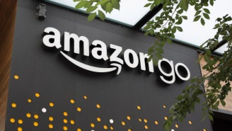 Amazon's Cashierless Store Accidentally Got Shoplifted On Its First Day Open, But It's All Good