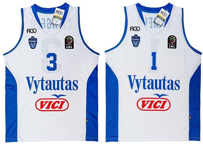 Amazon LaMelo LiAngelo Ball Lithuanian Jerseys sale