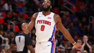 Andre Drummond, The NBA's Leading Rebounder, Is Pissed He Got Snubbed Off The All-Star Team